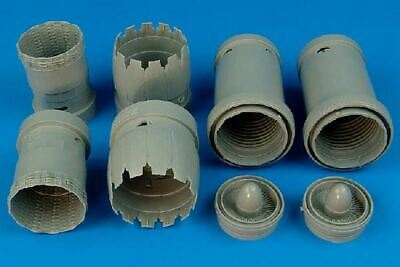 AIRES HOBBY 1/32 F15K SLAM EAGLE EXHAUST NOZZLES FOR TAM D 2101
