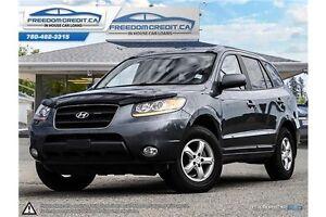 2009 Hyundai Santa Fe AWD L@@K  We Finance Check it out!! V6