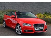 2009 Audi A3 Cabriolet S - Line with Only 20000 Miles