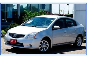 2012 Nissan Sentra 2.0 S 2.0L/AUTO/AC/PWR GROUP/ALLOYS Kitchener / Waterloo Kitchener Area image 3
