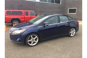 2012 Ford Focus Titanium | CERTIFIED + E-Tested