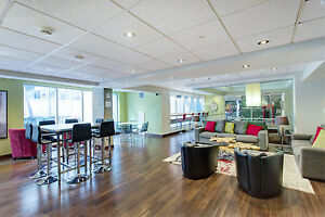 Luxurious loft, pool, gym, old montreal, downtown