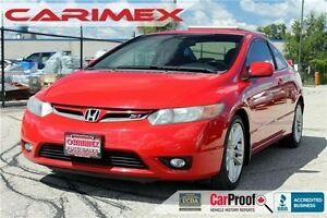 2006 Honda Civic Si Si | CERTIFIED + E-Tested