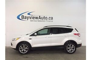2014 Ford ESCAPE SE- ECOBOOST! CHROMES! PANOROOF! HEATED SEATS!