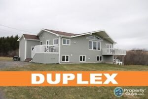 """St Andrews - Non traditional """"duplex"""" close to all amenities"""