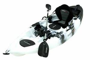 Heat Stroke DRAGON kayak Deals for  $649.00 Bethania Logan Area Preview