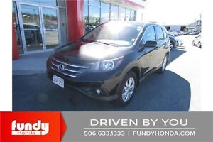 2014 Honda CR-V EX EXTENDED WARRANTY - SUNROOF - BACKUP CAMERA!