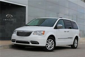2016 Chrysler Town & Country Limited Limited Platinum Navi, D...
