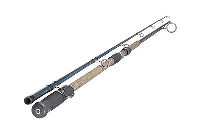 Surf Rods Reels - DBLUE 12'MH Surf Spinning Rod Featuring FUJI Reel Seats &Titanium Graphite Blank