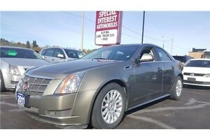 2011 Cadillac CTS Base CLEAN CAR-PROOF ACCIDENT FREE !!!