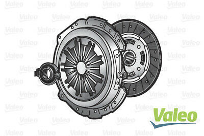 Clutch Kit 3pc (Cover+Plate+Releaser) fits FIAT 131 2.0 78 to 84 Manual Valeo