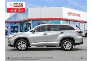 2014 Toyota Highlander LE Toyota Certified, One Owner, Toyota... London Ontario image 3
