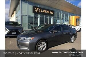 2014 Lexus ES 350 PREMIUM PACKAGE