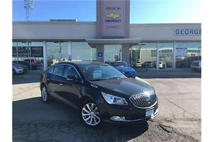 2015 Buick LaCrosse Leather Leather