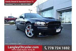 2007 Dodge Charger SRT8 LOCALLY DRIVEN & FULLY LOADED