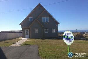 Amazing ocean view home in Bonavista.