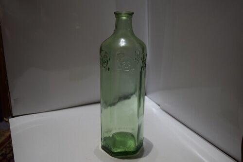 """KH-82 poison bottle light green french 10 3/4"""" mint rare"""