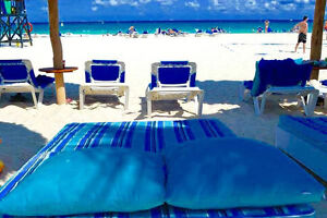 $699/ Sandos Playacar resort suites for rent, Cancun, Mex