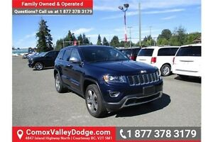 2015 Jeep Grand Cherokee Limited Near New!! Low Kms - 4X4, Re...