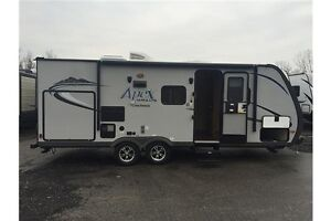 2016 Forest River APEX 215RBK TRAVEL TRAILER TRAVEL TRAILER