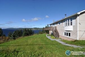 View of the Bay of Islands, 2 unit income property!!