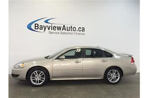 2012 Chevrolet IMPALA LTZ- 3.6L! REMOTE START! SUNROOF! LEATHER!