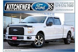 2016 Ford F-150 XLT XLT/ONLY 13K KM'S!!/4x4/NAVI/CAMERA/TOW P... Kitchener / Waterloo Kitchener Area image 1