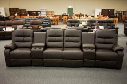 $999 *NEW* B.LEATHER HOME THEATRE