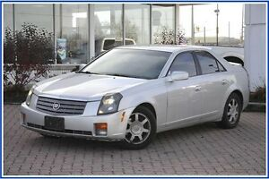 2003 Cadillac CTS LEATHER/V6/PWR GROUP/ALLOYS/ Kitchener / Waterloo Kitchener Area image 2