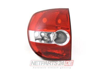 VW Fox 5Z1 Rücklicht Hecklicht Heckleuchte links, Fahrerseite ab 04/05- Neuware