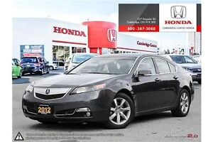 2012 Acura TL Base V6 ENGINE | BLUETOOTH | NAVIGATION SYSTEM