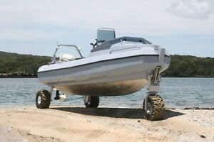 New Sealegs 6.1m D-Tube Coomera Gold Coast North Preview