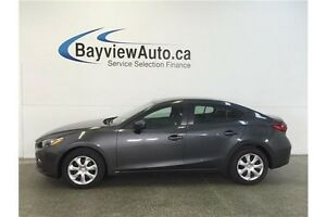 2015 Mazda 3 GX- SKYACTIV! BLUETOOTH! PUSH BUTTON START!