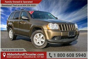 2009 Jeep Grand Cherokee Laredo W/ Keyless Entry
