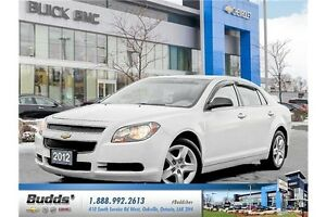 2012 Chevrolet Malibu LS SAFETY AND E-TESTED