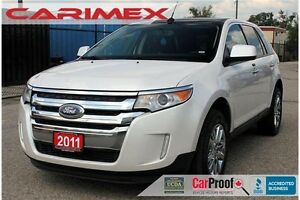 2011 Ford Edge SEL SEL | NAVI | Bluetooth | CERTIFIED