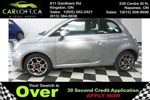 2015 Fiat 500 SPORT - BLUETOOTH**LEATHER