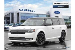 2016 Ford Flex Limited AWD-LEATHER-LOADED-NAV AWD