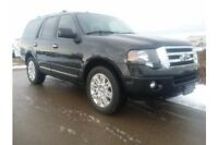 2012 Ford Expedition Limited Navigation Leather