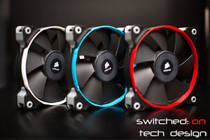 Corsair SP120 Case fans- twin pack