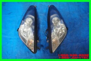 JDM Toyota Celica Headlights Head Lamps Left Right 2000-2005