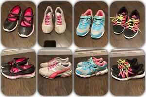 Girls Shoes, Girls Running Shoes size 13 to 1,5