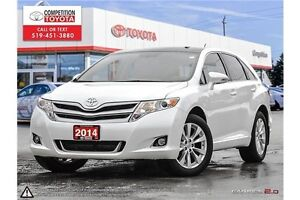 2014 Toyota Venza Base One Owner, No Accidents, Toyota Serviced