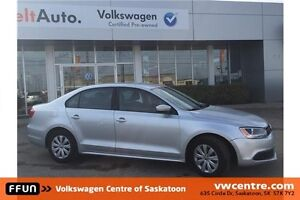 2014 Volkswagen Jetta 2.0L Trendline+ LOCAL TRADE, PST PAID