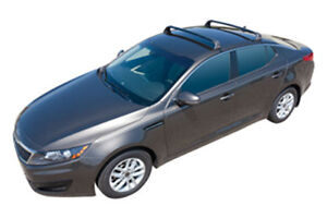 Kia Optima Cross Bars (Roof Rack)