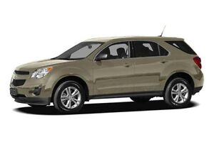 2011 Chevrolet Equinox LS  ONE OWNER! LOW KMs SUV!