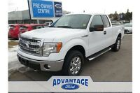 2014 Ford F-150 XLT Trailer Tow.