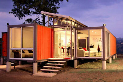 Lake Martin 46 Shipping Container Home Catalog L40