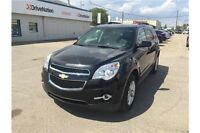2011 Chevrolet Equinox 1LT SUPER LOW kms! Fuel efficient SUV!!