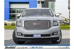 2015 GMC Yukon SLT Safety & E Tested
